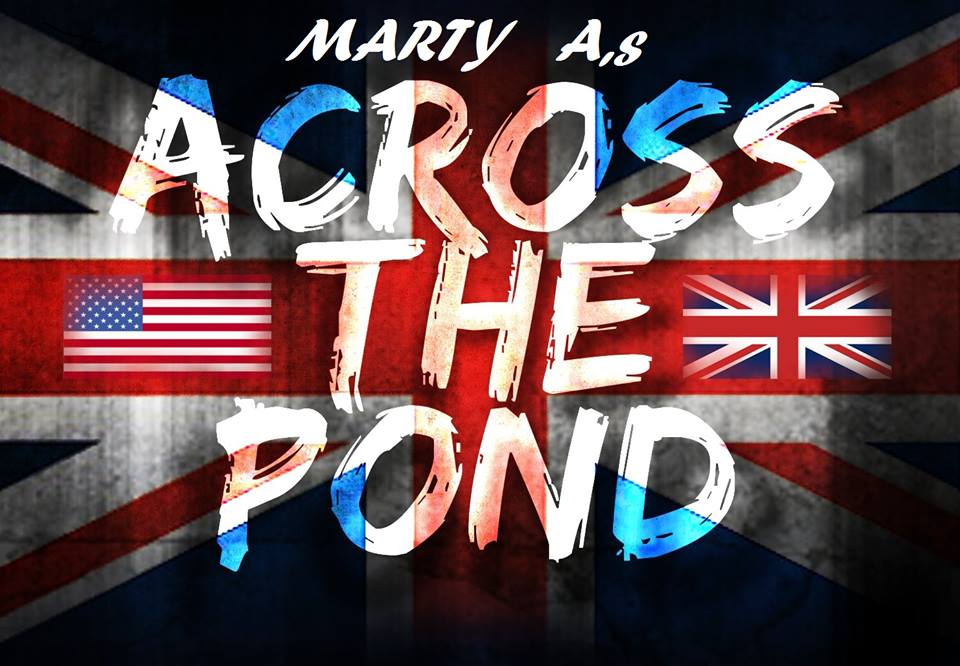 Philly Rock Radio Loves Marty A's Across The Pond